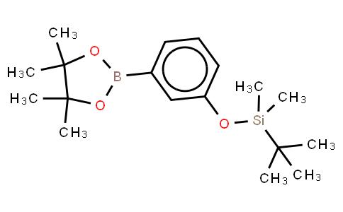 BP22790 | 902120-00-7 | 3-(T-BUTYLDIMETHYLSILYLOXY)PHENYLBORONIC ACID, PINACOL ESTER