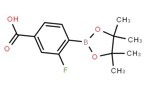 BP22796   1050423-87-4   4-Carboxy-2-fluorophenylboronic acid pinacol ester