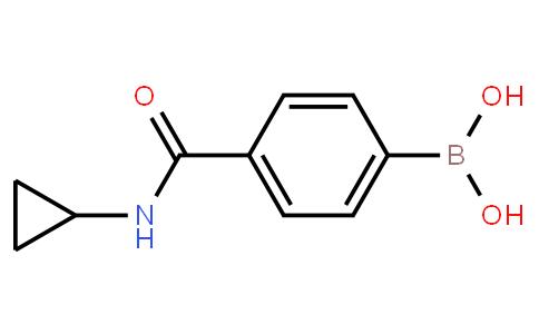 BP22805 | 515140-26-8 | 4-(Cyclopropylaminocarbonyl)phenylboronic acid