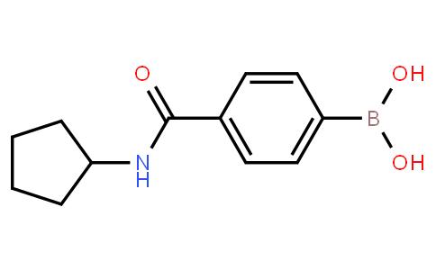 BP22806 | 850568-15-9 | 4-(Cyclopentylaminocarbonyl)phenylboronic acid