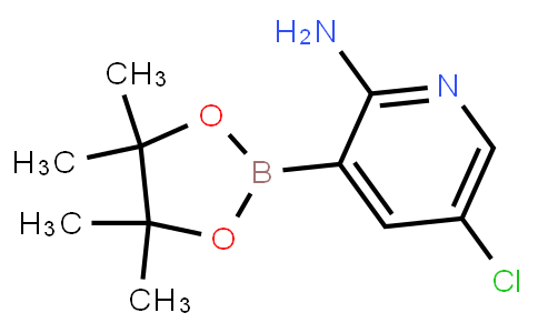 BP22815   2096339-55-6   2-Amino-5-chloropyridine-3-boronic acid pinacol ester
