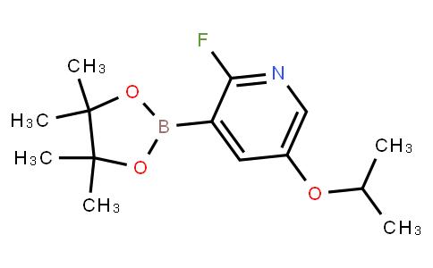 BP22819 | 2-Fluoro-5-isopropoxypyridine-3-boronic acid pinacol ester