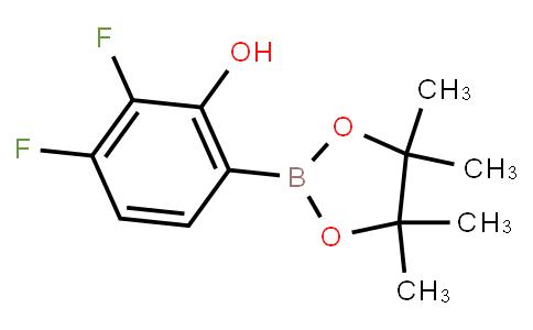 BP22821   1631756-19-8   3,4-Difluoro-2-hydroxyphenylboronic acid pinacol ester