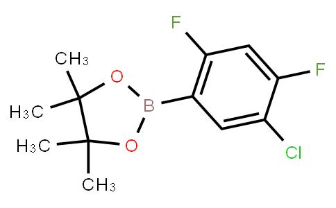 BP22823 | 1073354-65-0 | 5-Chloro-2,4,-difluorophenylboronic acid pinacol ester
