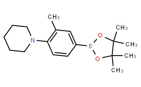 BP22828   1366131-49-8   3-Methyl-4-(piperidin-1-yl)phenylboronic acid pinacol ester