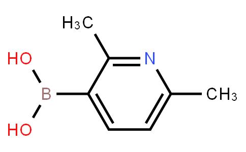 BP22832 | 1370042-41-3 | 2,6-Dimethylpyridine-3-boronic acid