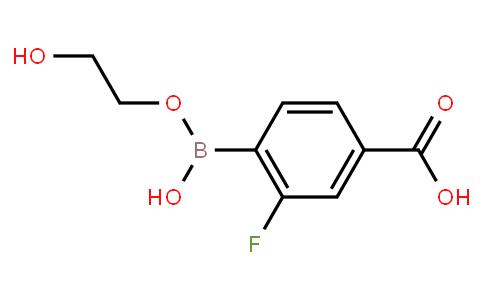 BP22834   4-Carboxy-2-fluorophenylboronic acid ethylene glycol ester