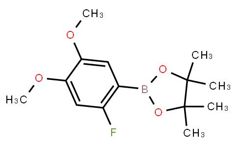 BP22840 | 1150271-76-3 | 2-Fluoro-4,5-dimethoxyphenylboronic acid pinacol ester