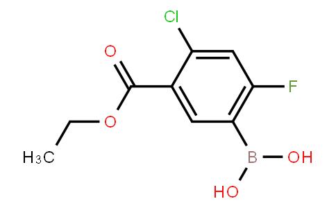 BP22842 | 325786-25-2 | 4-Chloro-2-fluoro-5-ethoxycarbonylphenylboronic acid