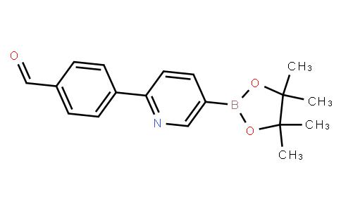 BP22847 | 2-(4-Formylphenyl)pyridine-5-boronic acid pinacol ester