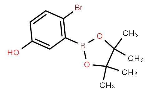 BP22856   2-Bromo-5-hydroxyphenylboronic acid pinacol ester