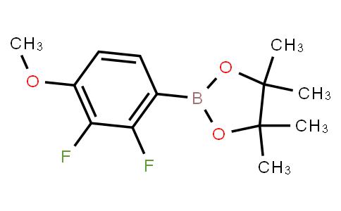 BP22859   1809298-92-7   2,3-Difluoro-4-methoxybenzeneboronic acid pinacol ester