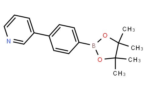 BP22864   929203-04-3   3-(4-(4,4,5,5-Tetramethyl-1,3,2-dioxaborolan-2-yl)phenyl)pyridine