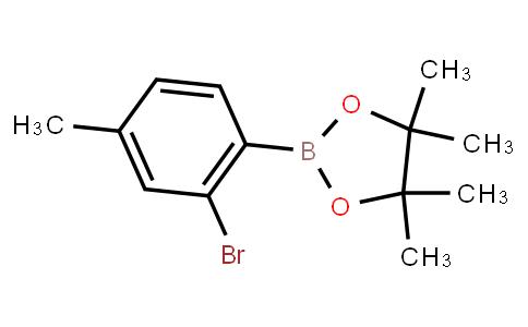 BP22866 | 1595077-97-6 | 2-Bromo-4-methylphenylboronic acid pinacol ester