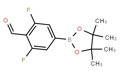 BP22867 | 2088247-40-7 | 3,5-Difluoro-4-formylphenylboronic acid pinacol ester
