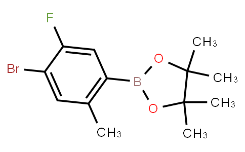 BP22870   4-Bromo-5-fluoro-2-methylphenylboronic acid pinacol ester
