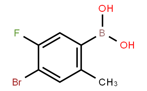 BP22871   1646842-34-3   4-Bromo-5-fluoro-2-methylphenylboronic acid