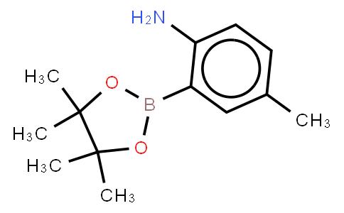 BP22877   948592-80-1   2-Amino-5-methylphenyboronic acid, pinacol ester