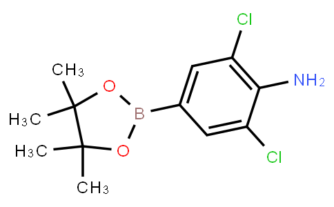 BP22880 | 1371630-51-1 | 4-Amino-3,5-dichlorophenylboronic acid, pinacol ester