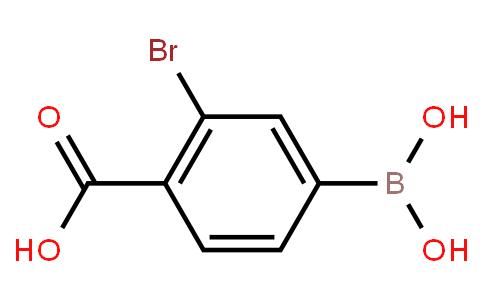 BP22885   3-Bromo-4-carboxyphenylboronic acid