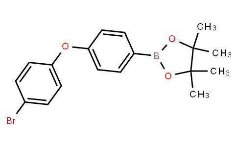 BP22908 | 4-(4-Bromophenoxy)phenylboronic acid pinacol ester