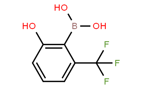 BP22912 | 2096333-79-6 | 2-Hydroxy-6-trifluoromethylphenylboronic acid