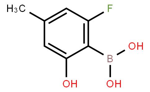 BP22916 | 1803598-06-2 | 2-Fluoro-6-hydroxy-4-methylphenylboronic acid