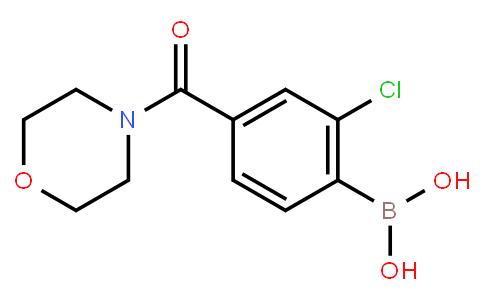 BP22920 | 2000187-73-3 | 2-Chloro-4-(4-morpholinylcarbonyl)benzeneboronic acid