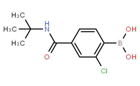 BP22922 | 2096336-15-9 | 4-tert-Butylcarbamoyl-2-chlorobenzeneboronic acid