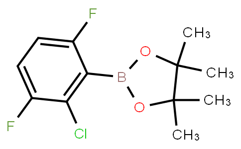 BP22928 | 2-Chloro-3,6-difluorophenylboronic acid pinacol ester
