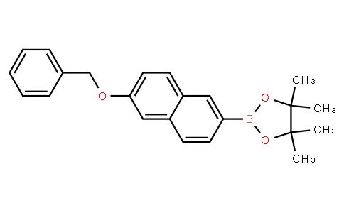 BP22929 | 1313367-62-2 | 6-(Benzyloxy)-2-naphthylboronic acid pinacol ester