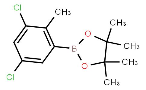 BP22930   3,5-Dichloro-2-methylphenylboronic acid pinacol ester