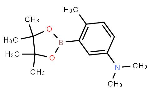 BP22932   5-(Dimethylamino)-2-methylphenylboronic acid pinacol ester