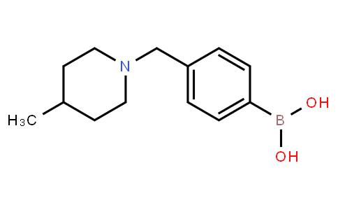 BP22936   1334399-66-4   (4-((4-Methylpiperidin-1-yl)methyl)phenyl)boronic acid