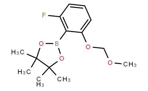 BP22937 | 1599432-40-2 | 2-Fluoro-6-(methoxymethoxy)phenylboronic acid pinacol ester