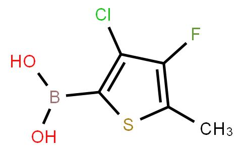 BP22938 | 4-Chloro-3-fluoro-2-methylthiophenylboronic acid