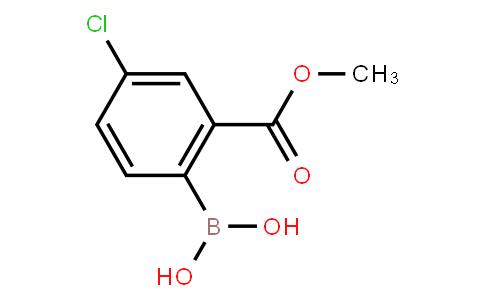 BP22940 | 1612256-37-7 | 4-Chloro-2-(methoxycarbonyl)phenylboronic acid
