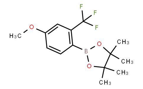 BP22944 | 1218790-37-4 | 4-Methoxy-2-(trifluoromethyl)phenylboronic acid pinacol ester