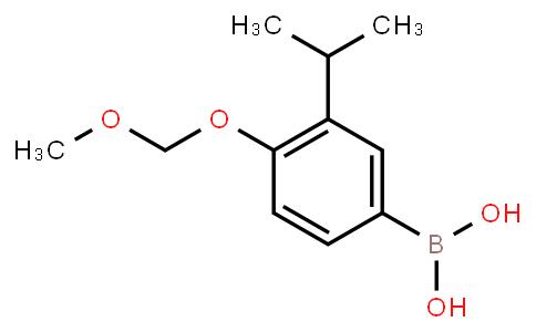 BP22945 | 565452-39-3 | 4-(Methoxymethoxy)-3-(1-methylethyl)phenylboronic acid