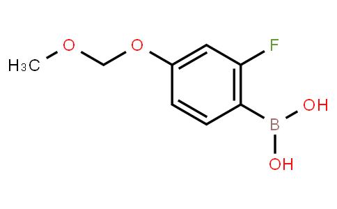 BP22953 | 2-Fluoro-4-(methoxymethoxy)phenylboronic acid