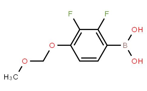 BP22957 | 2,3-Difluoro-4-(methoxymethoxy)phenylboronic acid