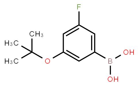 BP22958 | 850592-98-2 | 3-Fluoro-5-(tert-butoxy)phenylboronic acid