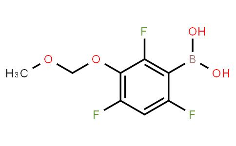 BP22967   2,4,6-Trifluoro-3-(methoxymethoxy)phenylboronic acid