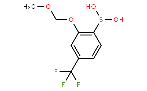BP22968 | 659731-33-6 | 2-Methoxymethoxy-4-(trifluoromethyl)phenylboronic acid