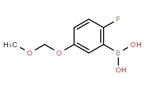 BP22970   2096332-96-4   2-Fluoro-5-(methoxymethoxy)phenylboronic acid