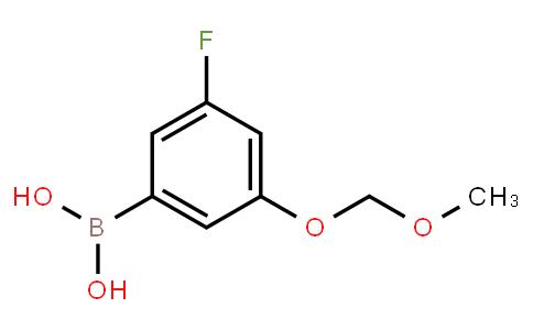 BP22971   5-Fluoro-3-(methoxymethoxy)phenylboronic acid