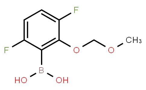 BP22972 | 3,6-Difluoro-2-(methoxymethoxy)phenylboronic acid