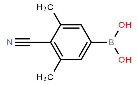 BP22976 | 911210-53-2 | 4-Cyano-3,5-dimethylphenylboronic acid