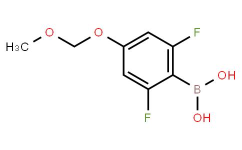 BP22985 | 2,6-Difluoro-4-(methoxymethoxy)phenylboronic acid