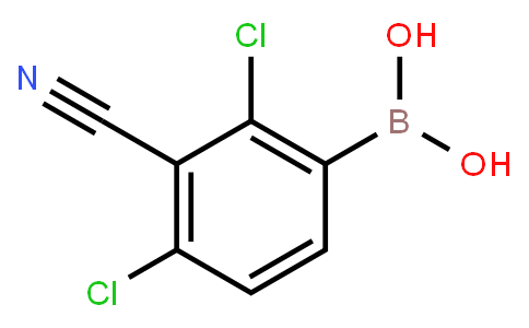 BP22986   957120-87-5   3-Cyano-2,4-dichlorobenzeneboronic acid